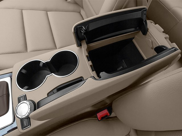 2014 Mercedes-Benz C-Class Prices and Values Sedan 4D C250 center storage console