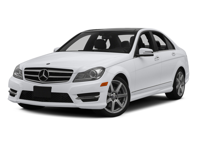 2014 Mercedes-Benz C-Class Prices and Values Sport Sedan 4D C350