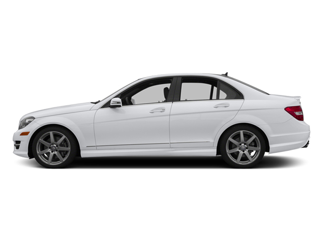 2014 Mercedes-Benz C-Class Prices and Values Sport Sedan 4D C350 side view