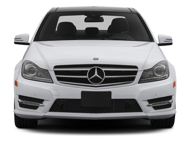 2014 Mercedes-Benz C-Class Prices and Values Sport Sedan 4D C350 front view