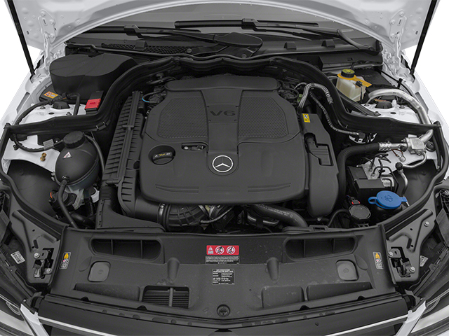 2014 Mercedes-Benz C-Class Prices and Values Sport Sedan 4D C350 engine