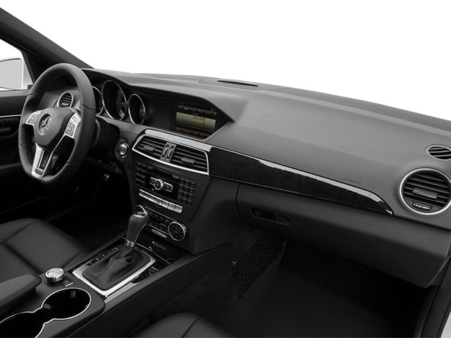 2014 Mercedes-Benz C-Class Prices and Values Sport Sedan 4D C350 passenger's dashboard