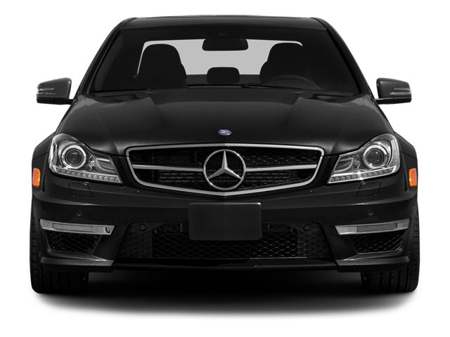 2014 Mercedes-Benz C-Class Prices and Values Sport Sedan 4D C63 AMG front view
