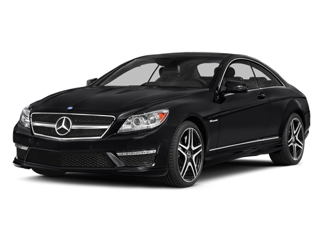 2014 Mercedes-Benz CL-Class Prices and Values Coupe 2D CL63 AMG V8 Turbo side front view