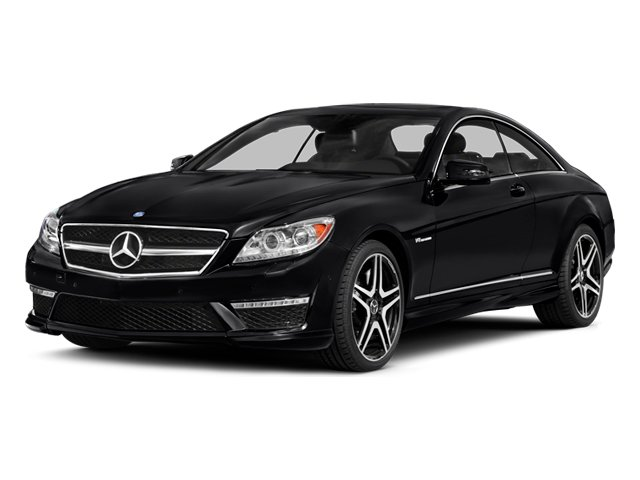2014 Mercedes-Benz CL-Class Prices and Values 2 Door Coupe side front view