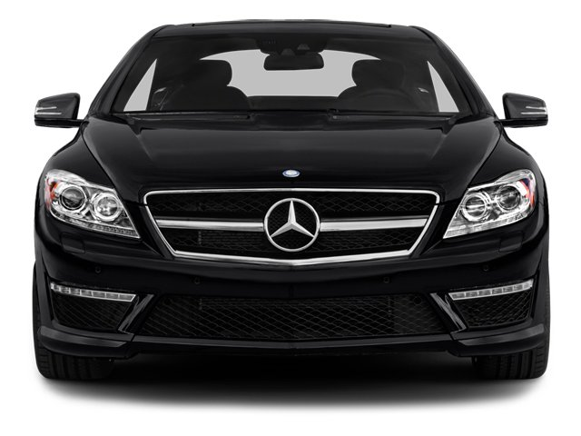 2014 Mercedes-Benz CL-Class Prices and Values Coupe 2D CL63 AMG V8 Turbo front view