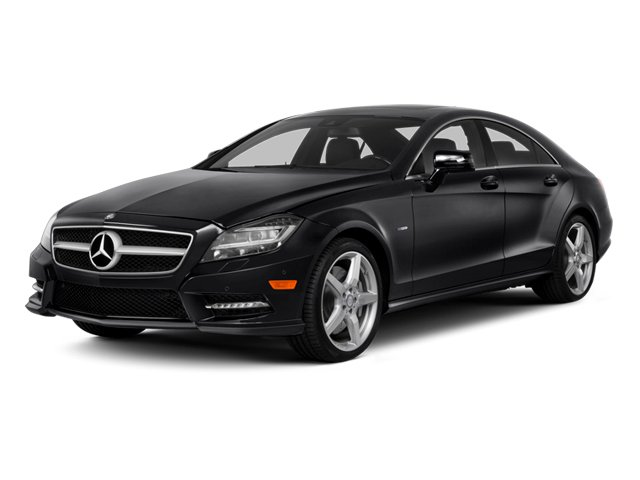 2014 Mercedes-Benz CLS-Class Prices and Values Sedan 4D CLS550