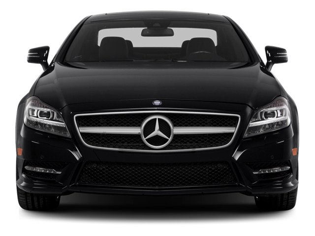 2014 Mercedes-Benz CLS-Class Prices and Values Sedan 4D CLS550 front view