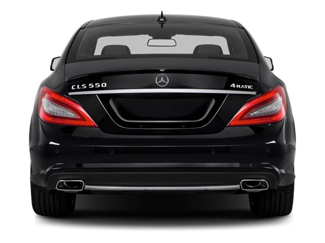 2014 Mercedes-Benz CLS-Class Prices and Values Sedan 4D CLS550 rear view