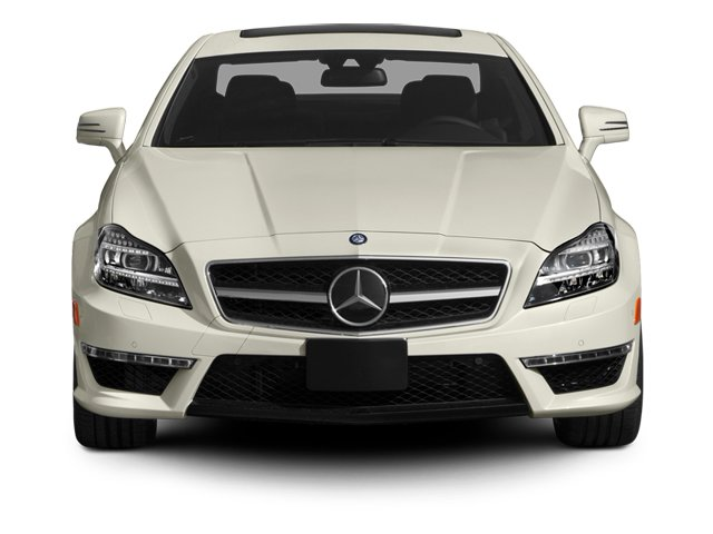 2014 Mercedes-Benz CLS-Class Prices and Values Sedan 4D CLS63 AMG AWD front view