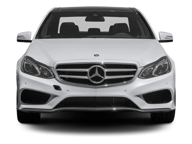 2014 Mercedes-Benz E-Class Prices and Values Sedan 4D E350 front view