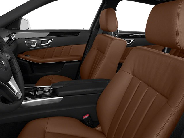 2014 Mercedes-Benz E-Class Prices and Values Sedan 4D E350 front seat interior