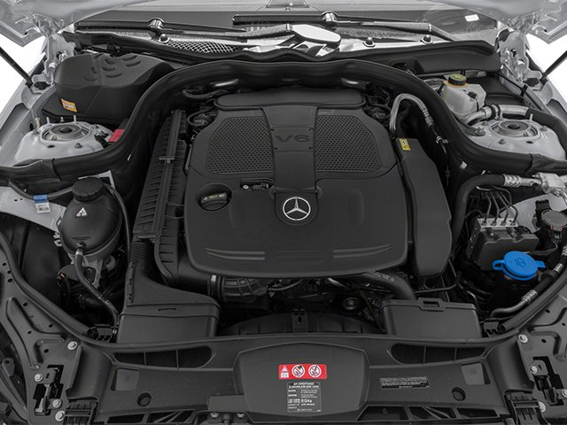 2014 Mercedes-Benz E-Class Prices and Values Sedan 4D E350 engine