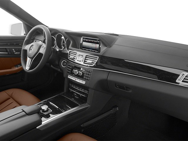 2014 Mercedes-Benz E-Class Prices and Values Sedan 4D E350 AWD passenger's dashboard