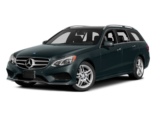 2014 Mercedes-Benz E-Class Prices and Values Wagon 4D E350 AWD side front view