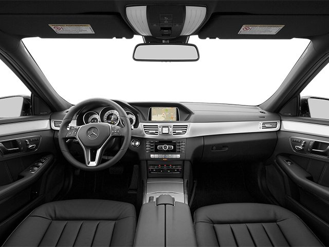 2014 Mercedes-Benz E-Class Prices and Values Wagon 4D E350 AWD full dashboard