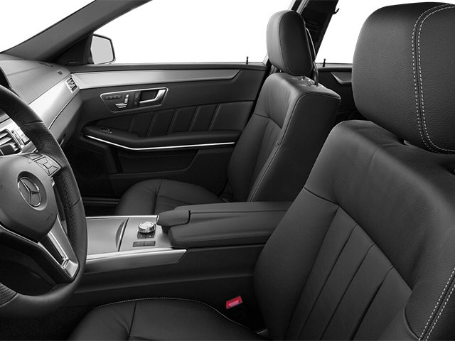 2014 Mercedes-Benz E-Class Prices and Values Wagon 4D E350 AWD front seat interior