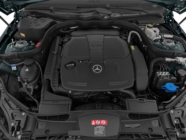 2014 Mercedes-Benz E-Class Prices and Values Wagon 4D E350 AWD engine