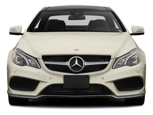 2014 Mercedes-Benz E-Class Prices and Values Coupe 2D E350 AWD V6 front view