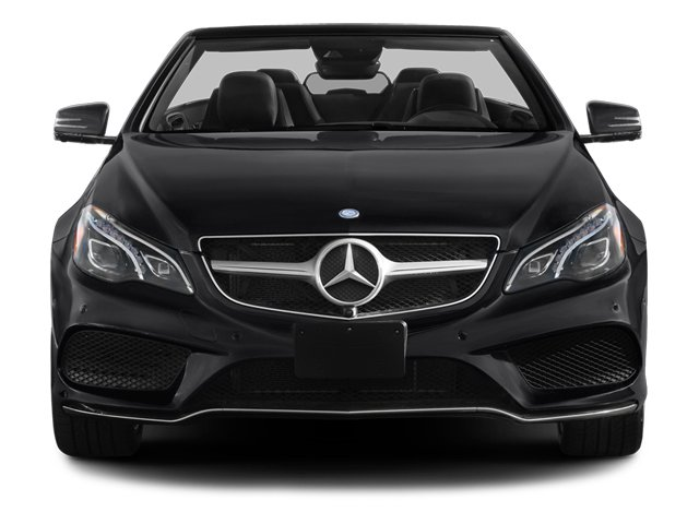 2014 Mercedes-Benz E-Class Prices and Values Convertible 2D E350 V6 front view