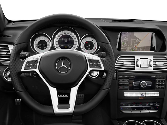 2014 Mercedes-Benz E-Class Prices and Values Convertible 2D E350 V6 driver's dashboard
