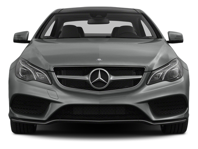 2014 Mercedes-Benz E-Class Prices and Values Coupe 2D E550 V8 Turbo front view