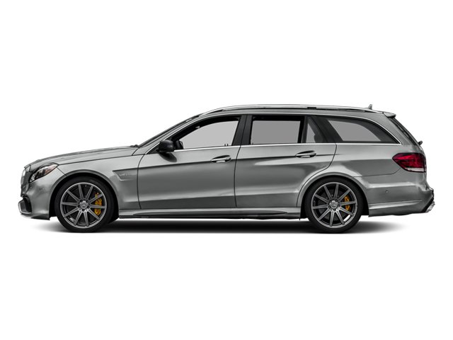 2014 Mercedes-Benz E-Class Pictures E-Class Wagon 4D E63 AMG S AWD V8 Turbo photos side view