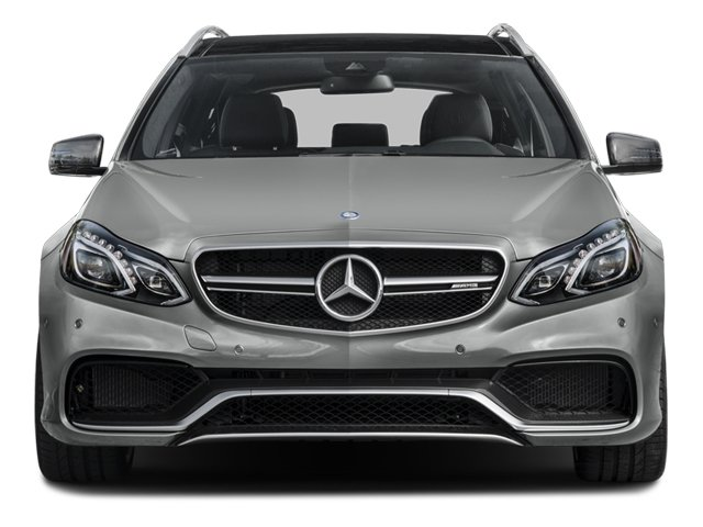2014 Mercedes-Benz E-Class Prices and Values Wagon 4D E63 AMG S AWD V8 Turbo front view