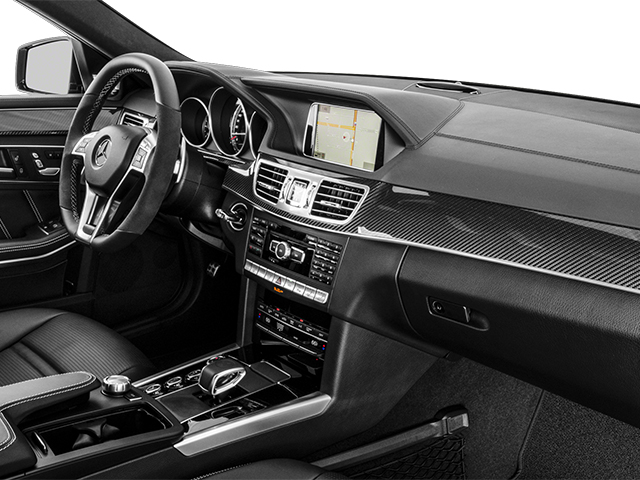 2014 Mercedes-Benz E-Class Prices and Values Wagon 4D E63 AMG S AWD V8 Turbo passenger's dashboard
