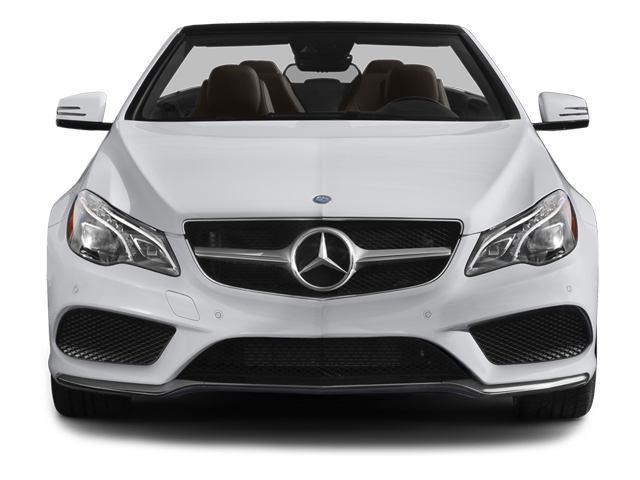 2014 Mercedes-Benz E-Class Prices and Values Convertible 2D E550 V8 Turbo front view
