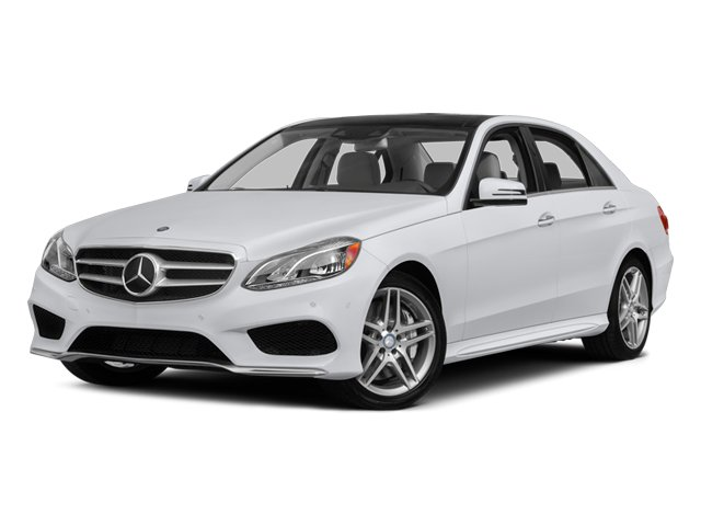 2014 Mercedes-Benz E-Class Prices and Values Sedan 4D E550 AWD