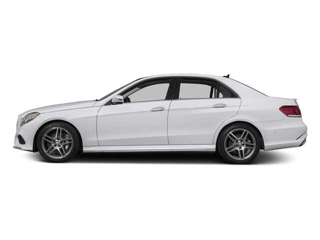 2014 Mercedes-Benz E-Class Prices and Values Sedan 4D E550 AWD side view