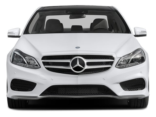 2014 Mercedes-Benz E-Class Prices and Values Sedan 4D E550 AWD front view
