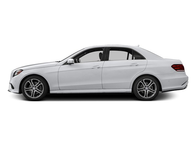 2014 Mercedes-Benz E-Class Prices and Values Sedan 4D E250 BlueTEC AWD I4 T-Diese side view