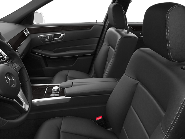 2014 Mercedes-Benz E-Class Prices and Values Sedan 4D E250 BlueTEC AWD I4 T-Diese front seat interior