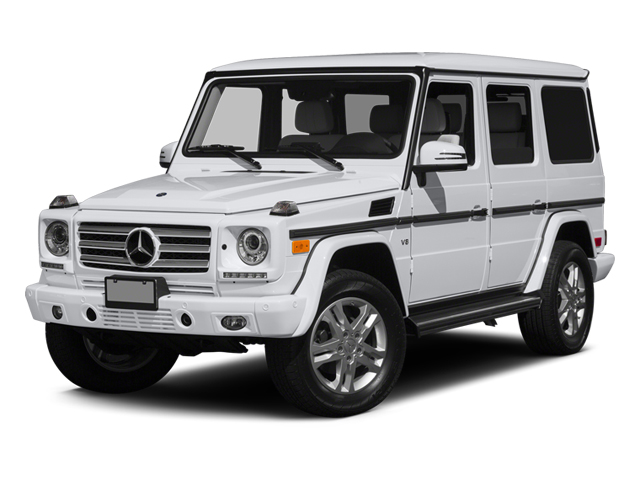 2014 Mercedes-Benz G-Class Prices and Values 4 Door Utility 4Matic