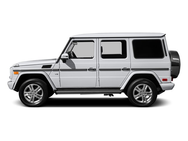 2014 Mercedes-Benz G-Class Prices and Values 4 Door Utility 4Matic side view
