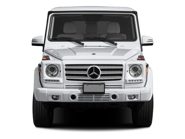 2014 Mercedes-Benz G-Class Prices and Values 4 Door Utility 4Matic front view