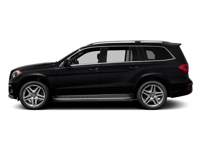 2014 Mercedes-Benz GL-Class Prices and Values Utility 4D GL350 BlueTEC 4WD V6 side view