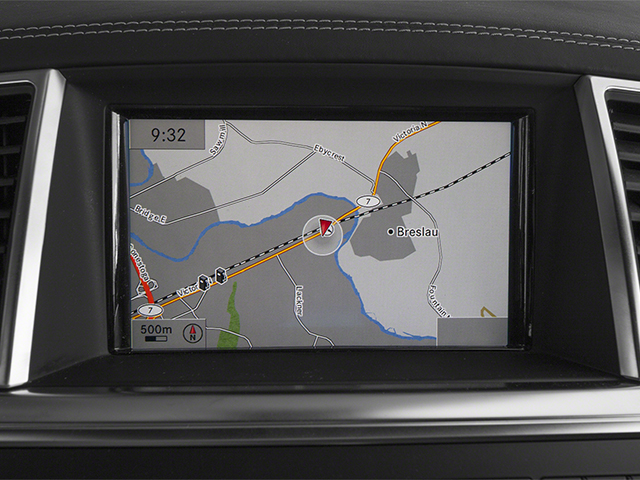 2014 Mercedes-Benz GL-Class Prices and Values Utility 4D GL350 BlueTEC 4WD V6 navigation system
