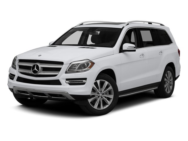 2014 Mercedes-Benz GL-Class Prices and Values Utility 4D GL450 4WD V8 side front view
