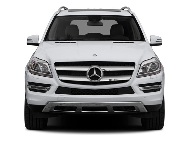 2014 Mercedes-Benz GL-Class Prices and Values Utility 4D GL450 4WD V8 front view