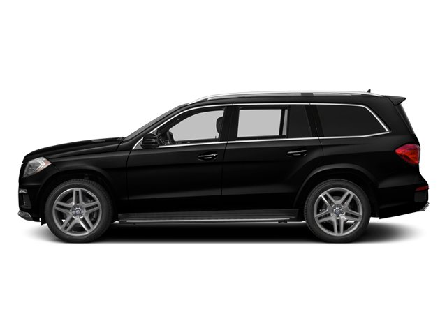 2014 Mercedes-Benz GL-Class Prices and Values Utility 4D GL550 4WD V8 side view