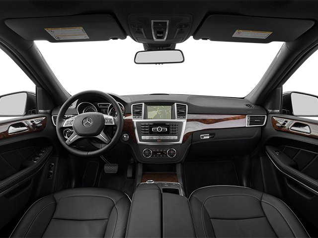 2014 Mercedes-Benz GL-Class Pictures GL-Class Utility 4D GL550 4WD V8 photos full dashboard