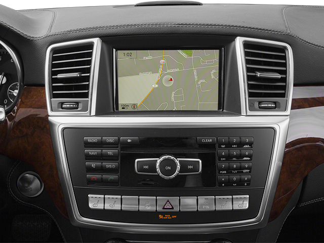 2014 Mercedes-Benz GL-Class Prices and Values Utility 4D GL550 4WD V8 navigation system