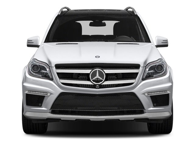 2014 Mercedes-Benz GL-Class Prices and Values Utility 4D GL63 AMG 4WD V8 front view