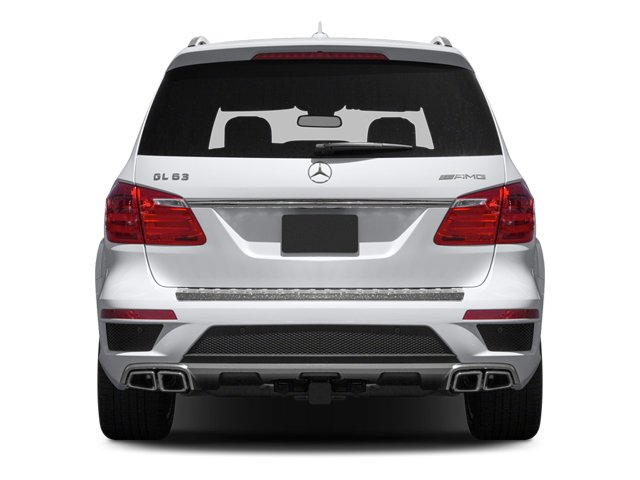 2014 Mercedes-Benz GL-Class Prices and Values Utility 4D GL63 AMG 4WD V8 rear view