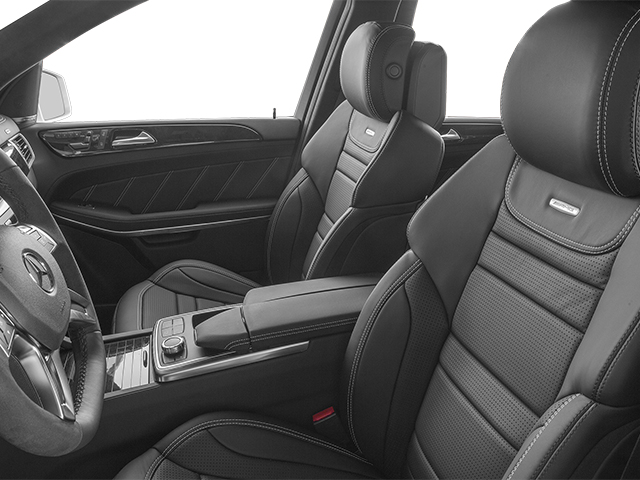 2014 Mercedes-Benz GL-Class Prices and Values Utility 4D GL63 AMG 4WD V8 front seat interior