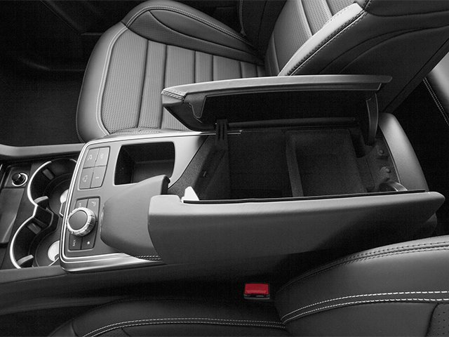 2014 Mercedes-Benz GL-Class Prices and Values Utility 4D GL63 AMG 4WD V8 center storage console