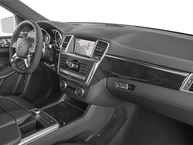 2014 Mercedes-Benz GL-Class Prices and Values Utility 4D GL63 AMG 4WD V8 passenger's dashboard